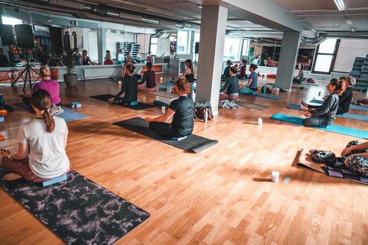 Yoga i Førde