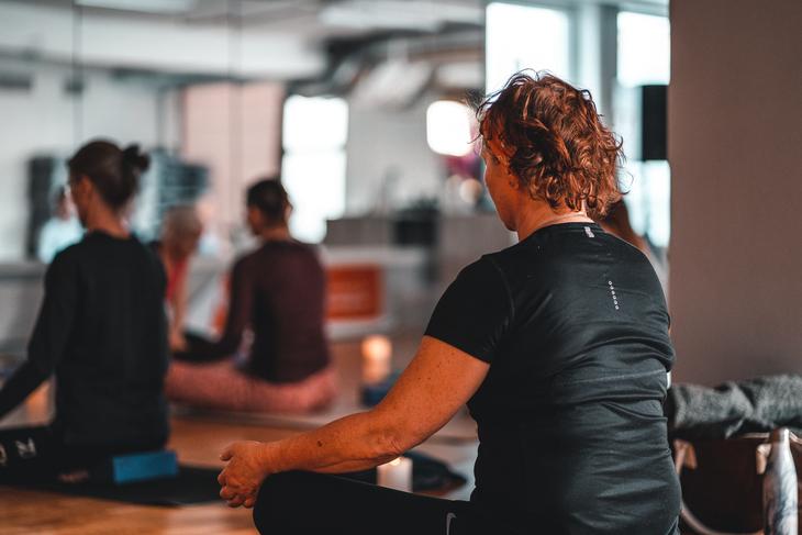 Yoga timer sunnfjord