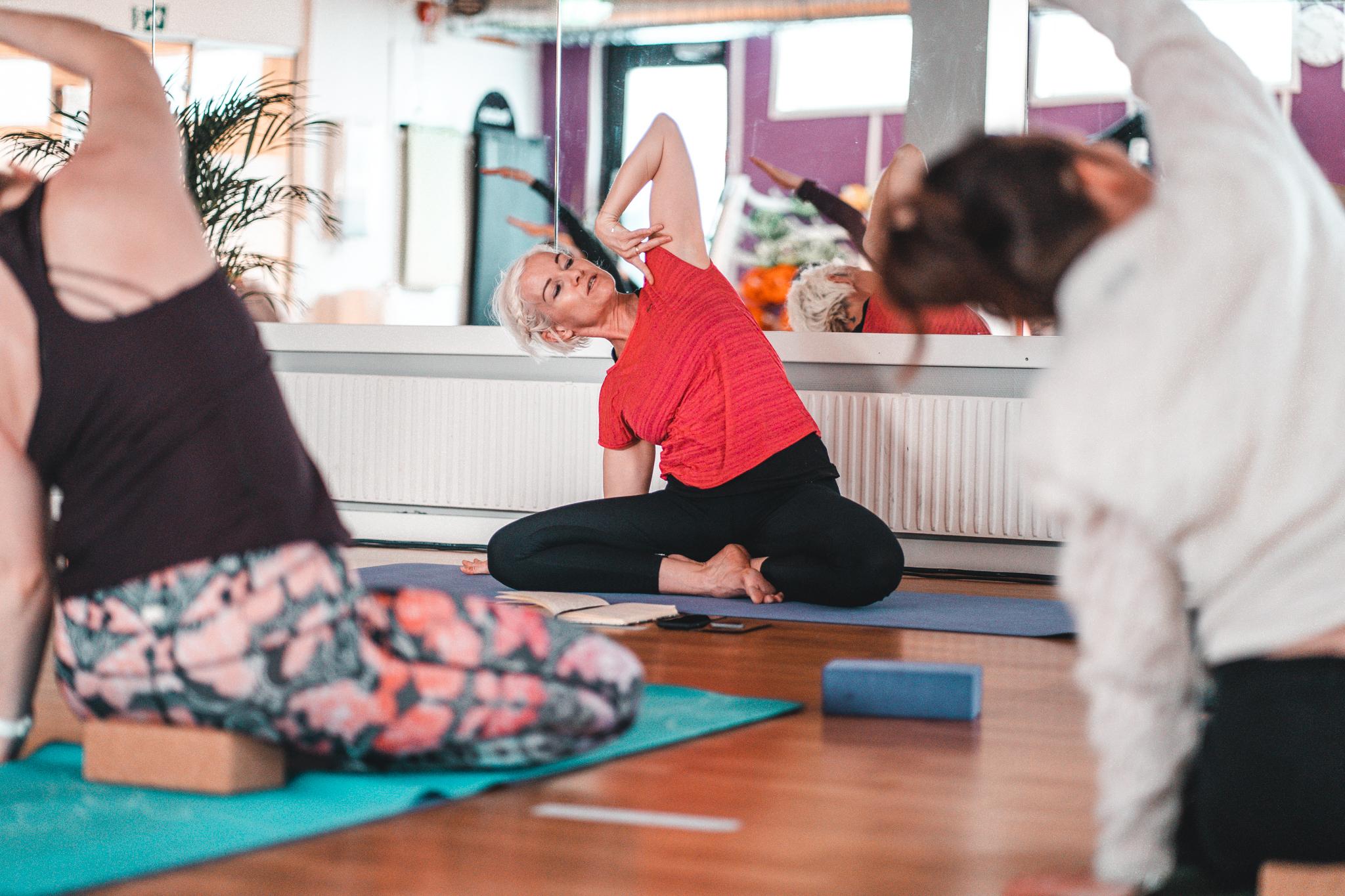 Yoga Flyt og Yin