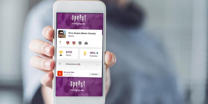 Belønningsprogram på mobilen